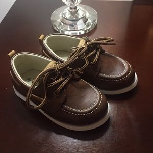 Other - Baby boy boat shoes